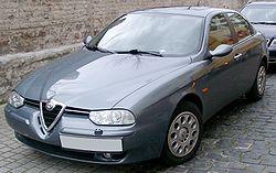 250px-Alfa_Romeo_156_front_20080331